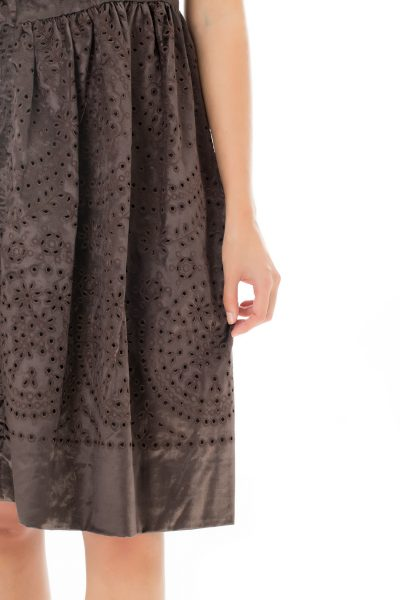 Abendkleid mieten Marc Jacobs Samt Midi Kleid