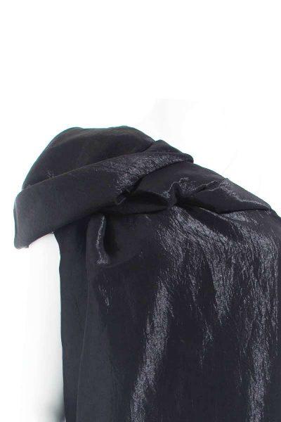 Minikleid Acne schwarz leihen