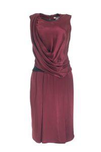 Elegantes Abendkleid zum Ausgehen red dress