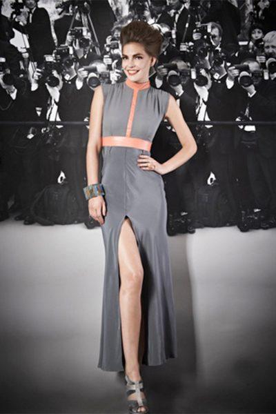 Maxi Kleid für Ball oder Gala zum leihen prom dress