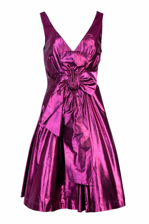 Mini Kleid Party Outfit Designer mode leihen dress
