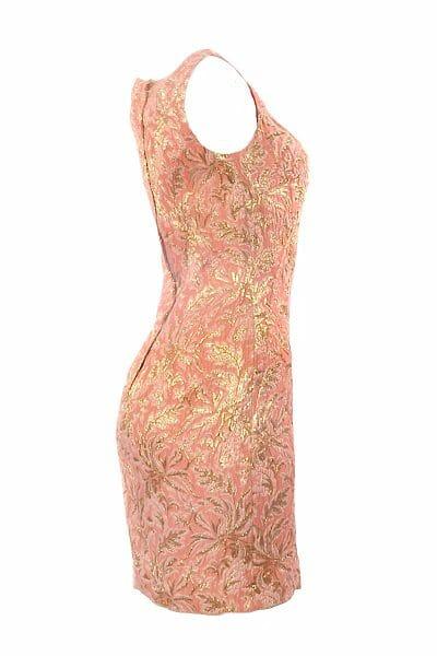 Designer Kleid leihen klassischer schnitt dolce and gabbana