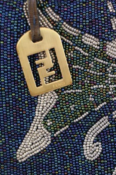 Fendi Designer Tasche Top Qualität Perlen leihen