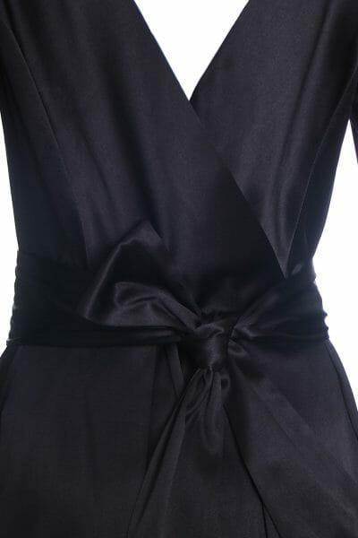 Designer Seidenkleid