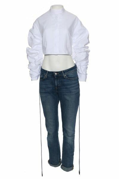 Designer Hemd extravagant und stylisch