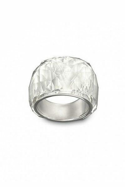 Luxus Ring Kristall Edelstall