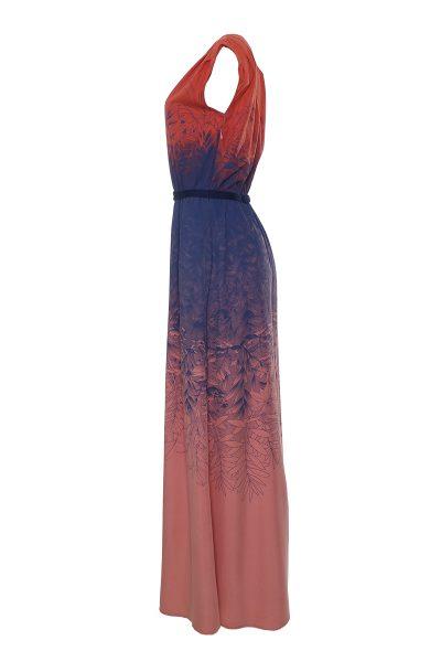 Sommerkleid 70er Style