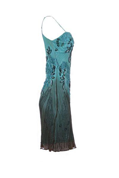 Party Kleid mit atemberaubenden Details