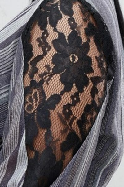 Abendkleid Kleid mit atemberaubenden Details