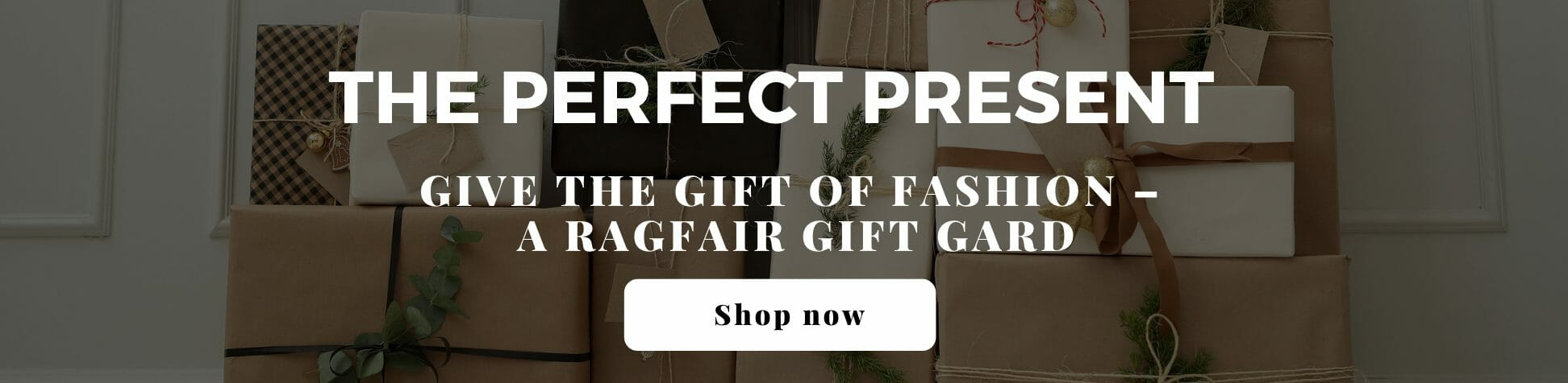 Give a RAGAFiR Gift Card