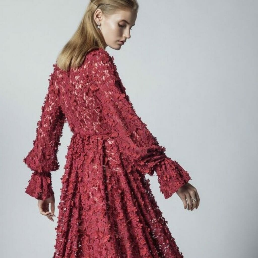 Designer Abendkleid für besonderen Anlass